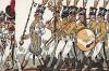 1807-09 гг. Полковой оркестр 7-го голландского полка императорской гвардии Наполеона. Коллекция Роберта фон Арнольди. Германия, 1911-29