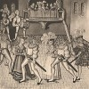 Из Freydal. Des Kaisers Maximilian I. Turniere und Mummereien (Репринт 1882 года. Вена. Лист 60)