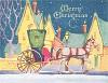 Американская рождественская открытка 1920-х годов.