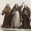 Монашеские ордены и конгрегации