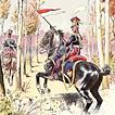 Уланы и легкая кавалерия