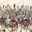 Гусары и Почетная гвардия