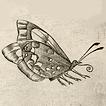 Антонио Темпеста. Бабочки XVI века