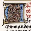 Инициалы и буквицы (латынь)