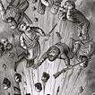 Война глазами русских литографов