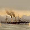 1870–1900 гг. Английский флот
