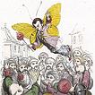 Люди-бабочки Пьера Амеде Варена