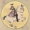 Le chic à cheval от Луи Валле