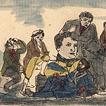 Карикатура эпохи Наполеона I