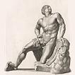 Классические статуи Доменико де Росси