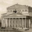 1853–1856 гг. Большой театр Альберта Кавоса