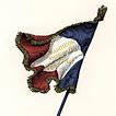 Знамёна Франции