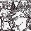 Иллюстрации к комедиям Теренция