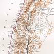 Карты Святой земли