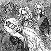 1712–1722 гг. Рождение и детство