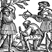 Расстрелы из лука и арбалета