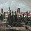 Города и виды Украины