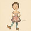 Русский балет в карикатурах