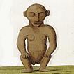 Этническая скульптура