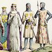 475–1321 гг. Моды Средних веков