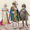 1804–1815 гг. Ампир
