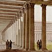 Галереи и колоннады
