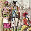 XVIII век. Англия