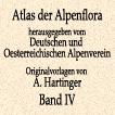 Антон Хартингер. Альпийская флора. Том IV. 1897 год